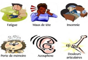 Info sante symptoms des effects micro-ondes
